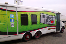 Food truck mini festival in Kitchener | Culinary Tourism Alliance